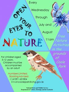 Open Your Eyes to Nature 2018 Poster