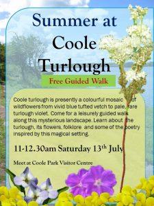 Summer at Turlough Guided Walk 2019