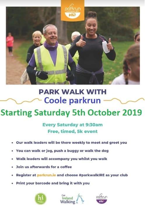 Coole Park Run October 2019